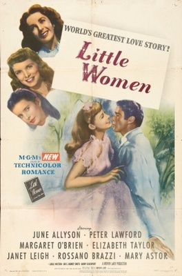 Little Women movie poster (1949) poster MOV_776c99ee