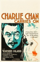 Charlie Chan Carries On movie poster (1931) picture MOV_f882150e