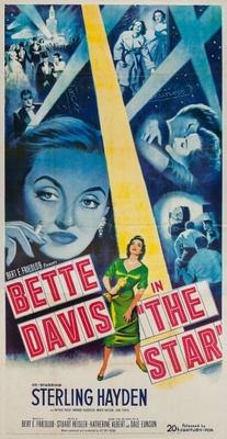 The Star movie poster (1952) poster MOV_77717b1f