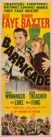 Barricade movie poster (1939) picture MOV_7771afb1