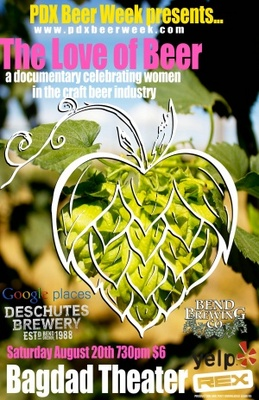 The Love of Beer movie poster (2011) poster MOV_7772adb2