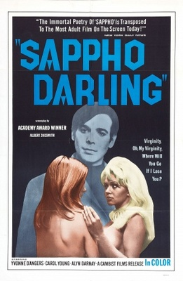 Sappho, Darling movie poster (1968) poster MOV_7774afec