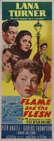 Flame and the Flesh movie poster (1954) picture MOV_eb2222a1