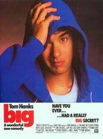 Big movie poster (1988) picture MOV_777d97a3