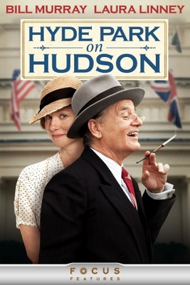 Hyde Park on Hudson movie poster (2012) poster MOV_777e4975