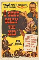 I Shot Billy the Kid movie poster (1950) picture MOV_777f2fb8