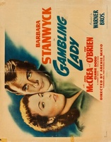 Gambling Lady movie poster (1934) picture MOV_7783d414