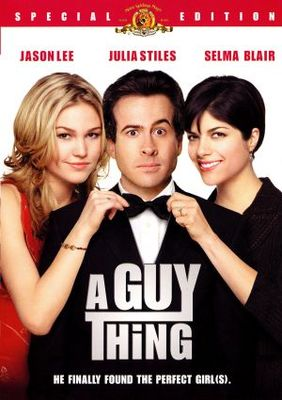 A Guy Thing movie poster (2003) poster MOV_77848f59