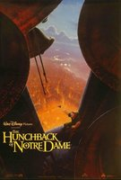 The Hunchback of Notre Dame movie poster (1996) picture MOV_778fa50b