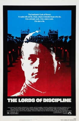 The Lords of Discipline movie poster (1983) poster MOV_77922e0c