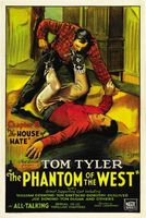 The Phantom of the West movie poster (1931) picture MOV_77946c55
