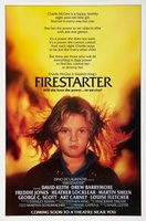 Firestarter movie poster (1984) picture MOV_77998cf2