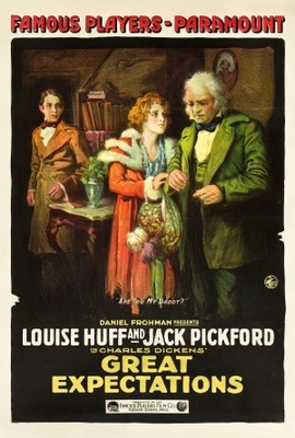 Great Expectations movie poster (1917) poster MOV_77a67ef4