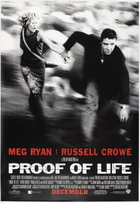Proof of Life movie poster (2000) poster MOV_77a7bceb