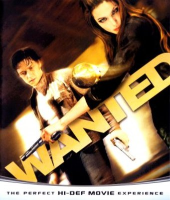 Wanted movie poster (2008) poster MOV_77b2b5bd