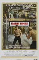 Hard Times movie poster (1975) picture MOV_fd074ab5