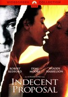 Indecent Proposal movie poster (1993) picture MOV_77c45d71