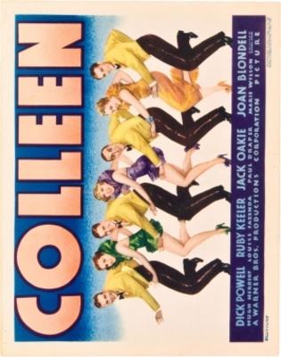 Colleen movie poster (1936) poster MOV_77c74475