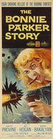The Bonnie Parker Story movie poster (1958) picture MOV_77c84cb6