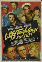 Little Tough Guys in Society movie poster (1938) picture MOV_77cd4723