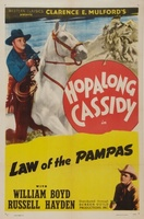 Law of the Pampas movie poster (1939) picture MOV_77cd7b24