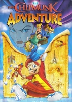 The Chipmunk Adventure movie poster (1987) picture MOV_77cfd8af