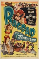 Bagdad movie poster (1949) picture MOV_77d04ffa