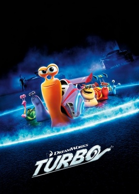 Turbo movie poster (2013) poster MOV_77d382d1