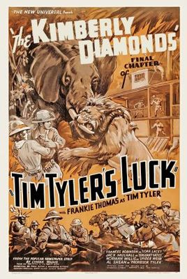 Tim Tyler's Luck movie poster (1937) poster MOV_77dc0700