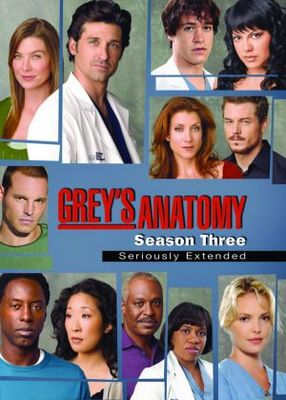 Grey's Anatomy movie poster (2005) poster MOV_77e1f344