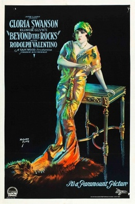 Beyond the Rocks movie poster (1922) poster MOV_77e517cb