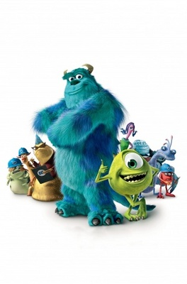 Monsters Inc movie poster (2001) poster MOV_77e99848