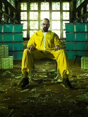Breaking Bad movie poster (2008) poster MOV_77eb04c7