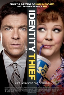 Identity Thief movie poster (2013) poster MOV_77eb85f1