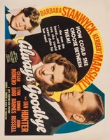 Always Goodbye movie poster (1938) picture MOV_77ee2902