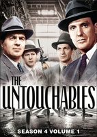 The Untouchables movie poster (1959) picture MOV_77f4de85