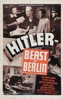 Hitler - Beast of Berlin movie poster (1939) picture MOV_c6d3347a