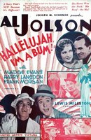 Hallelujah I'm a Bum movie poster (1933) picture MOV_77f70249