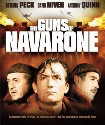 The Guns of Navarone movie poster (1961) poster MOV_77f95e36
