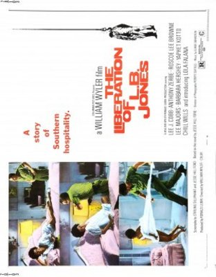 The Liberation of L.B. Jones movie poster (1970) poster MOV_77fa60bb