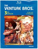 The Venture Bros. movie poster (2003) picture MOV_77fab76b
