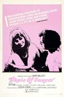 Tropic of Cancer movie poster (1970) picture MOV_77faf066
