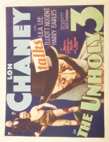 The Unholy Three movie poster (1930) picture MOV_77fbbd1c