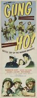 'Gung Ho!': The Story of Carlson's Makin Island Raiders movie poster (1943) picture MOV_77fda0bb