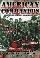 American Commandos movie poster (1985) picture MOV_78024eaf