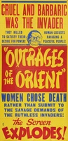 Outrages of the Orient movie poster (1948) picture MOV_78086619