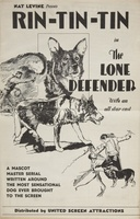 The Lone Defender movie poster (1930) picture MOV_0f956d01