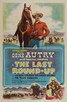 The Last Round-up movie poster (1947) picture MOV_78124b13