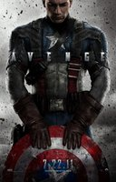 The First Avenger: Captain America movie poster (2011) picture MOV_7815cb0b