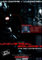 Universal Soldier: The New Dimension movie poster (2011) picture MOV_781812ac